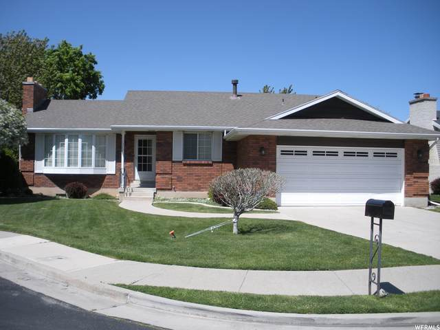 1357 E Heatherton Cir, Salt Lake City, UT 84121 (#1740465) :: Big Key Real Estate