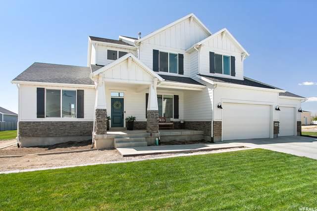 2647 W 700 N, Lehi, UT 84043 (#1740468) :: Big Key Real Estate