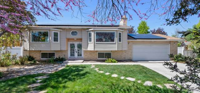 1356 W Persimmon Pl, Salt Lake City, UT 84123 (#1740471) :: Big Key Real Estate
