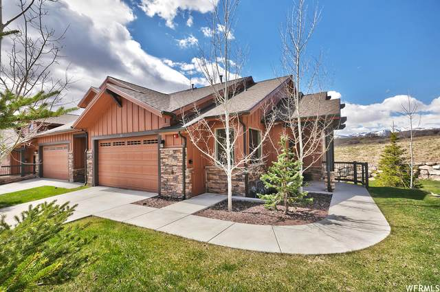 1161 W Wintercress Trl 27F, Heber City, UT 84032 (#1740472) :: goBE Realty
