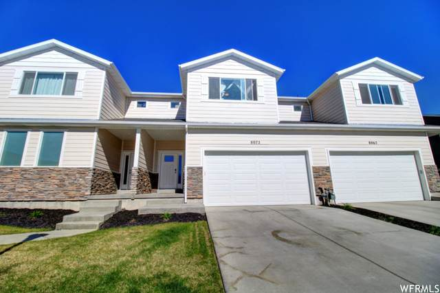 8072 N Clydesdale Dr E #9, Eagle Mountain, UT 84005 (#1740474) :: Big Key Real Estate