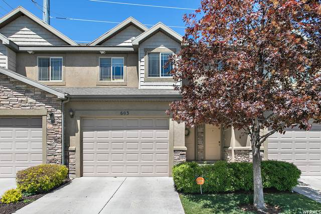 603 E 60 S, American Fork, UT 84003 (#1740485) :: Big Key Real Estate