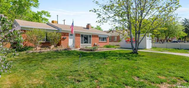 90 W American Ave, Murray, UT 84107 (#1740487) :: Big Key Real Estate