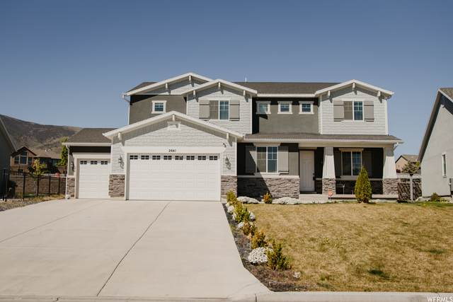 2641 S Waterview Dr, Saratoga Springs, UT 84045 (#1740491) :: Zippro Team