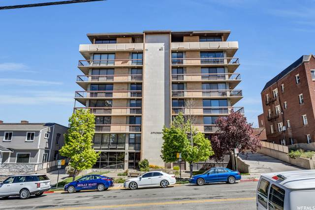 131 E 1ST Ave #406, Salt Lake City, UT 84103 (MLS #1740531) :: Summit Sotheby's International Realty
