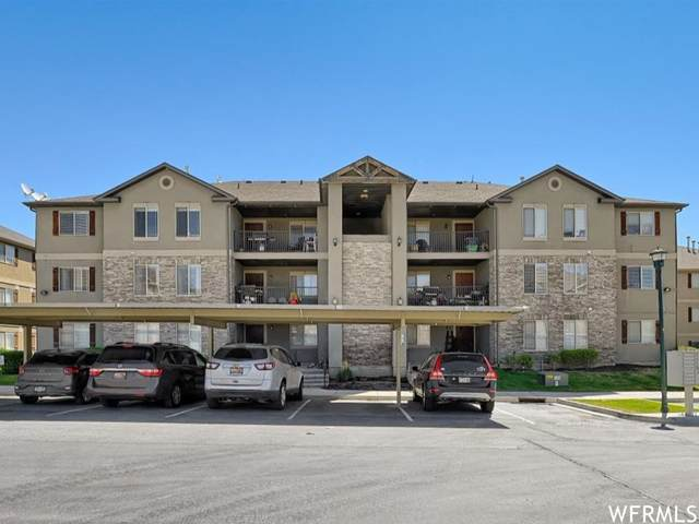 3569 E Rock Creek Rd #7, Eagle Mountain, UT 84005 (#1740535) :: Bustos Real Estate | Keller Williams Utah Realtors