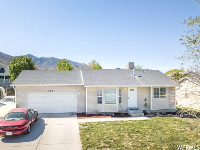 947 W 370 S, Tooele, UT 84074 (#1740536) :: Black Diamond Realty