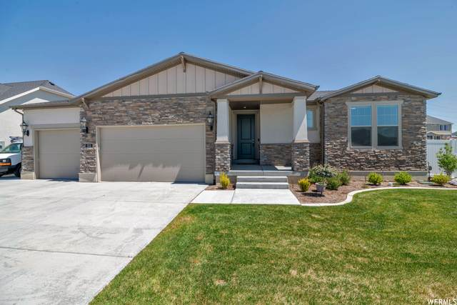 553 S 1400 W, Syracuse, UT 84075 (#1740541) :: Black Diamond Realty