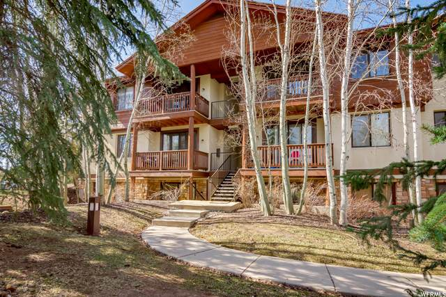 1600 W Pinebrook Blvd I-3, Park City, UT 84098 (#1740542) :: Livingstone Brokers