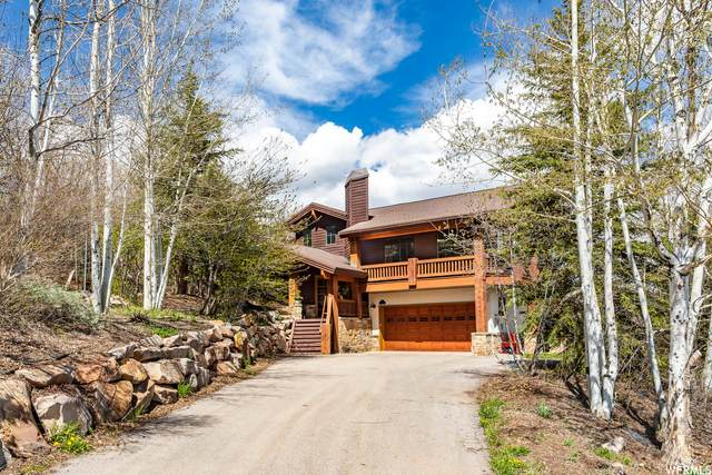 3748 Sunridge Dr, Park City, UT 84098 (#1740543) :: Livingstone Brokers