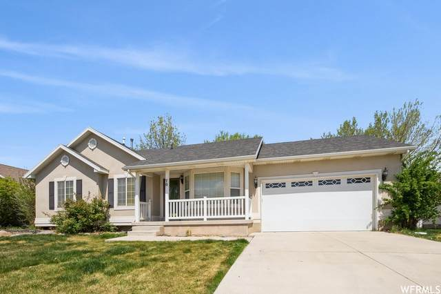 70 E Amber Rd, Saratoga Springs, UT 84045 (#1740556) :: Red Sign Team