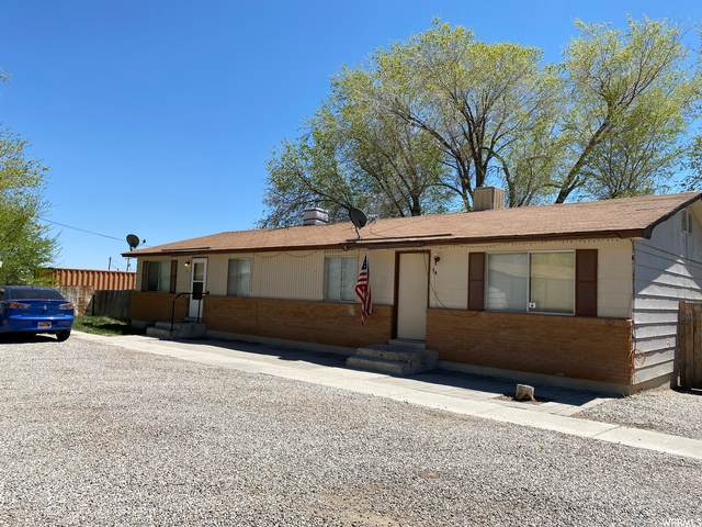 35 S 100 W, Ferron, UT 84523 (#1740559) :: Black Diamond Realty