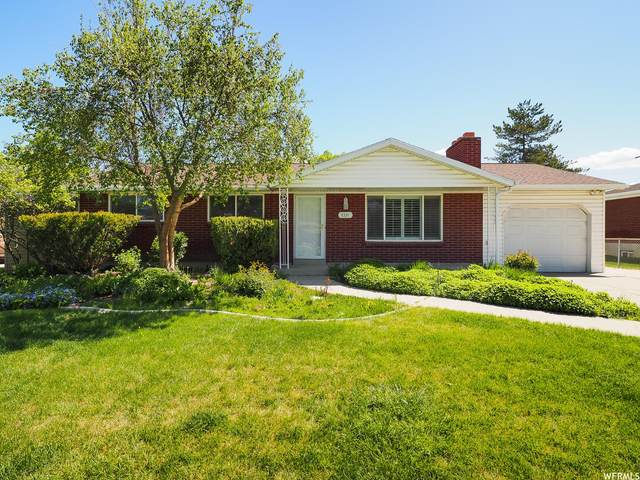 4331 S 4755 W, West Valley City, UT 84120 (#1740564) :: Black Diamond Realty