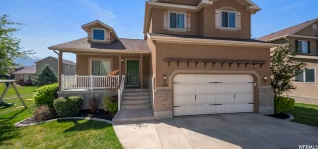 494 E Apple Blossom Dr, Pleasant Grove, UT 84062 (#1740577) :: Bustos Real Estate | Keller Williams Utah Realtors