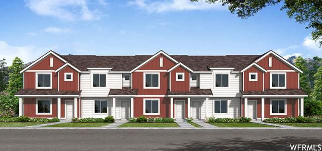 2755 N Airmen Ave #140, Layton, UT 84040 (MLS #1740578) :: Summit Sotheby's International Realty