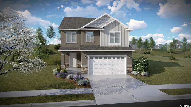 4163 W Paladin Way #622, Herriman, UT 84096 (#1740580) :: Red Sign Team