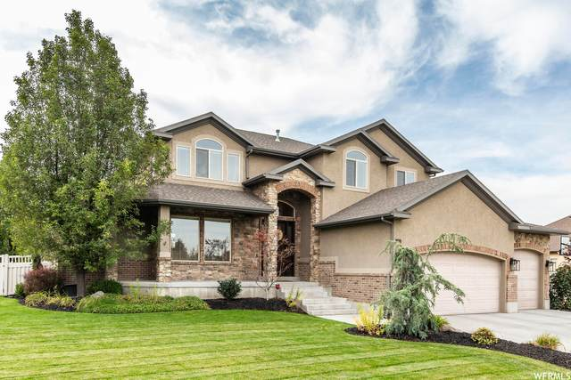 398 E Pheasant View Dr, Draper, UT 84020 (#1740581) :: Black Diamond Realty
