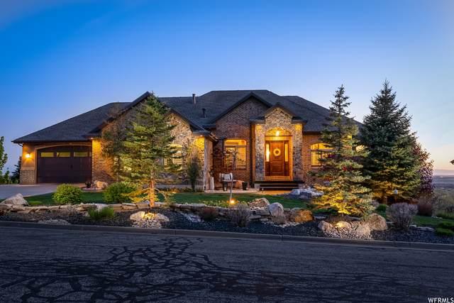 5329 Ridgedale Dr, Ogden, UT 84403 (#1740583) :: Utah Real Estate
