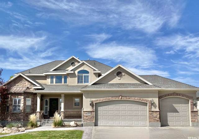 443 Winchester Dr, Stansbury Park, UT 84074 (#1740590) :: Red Sign Team