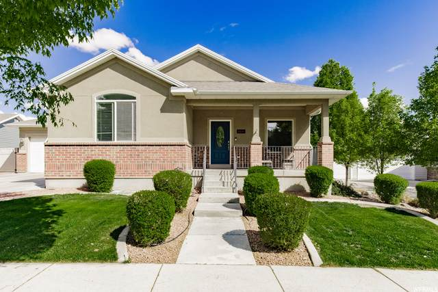 4444 W New Spring Rd, South Jordan, UT 84009 (#1740603) :: Red Sign Team
