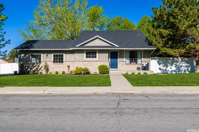 1133 N 560 W, Orem, UT 84057 (#1740614) :: Black Diamond Realty
