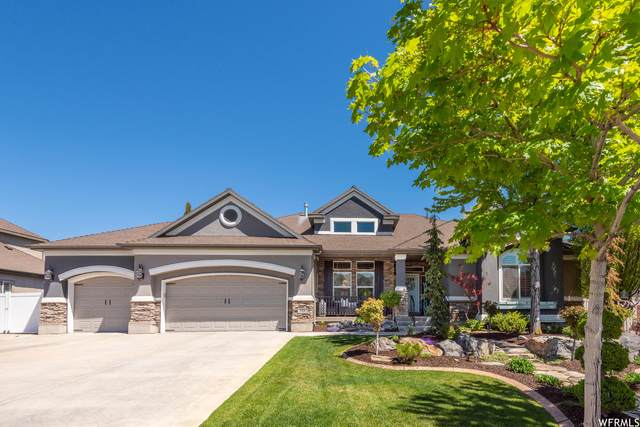 146 Cold Creek Way, Layton, UT 84041 (#1740630) :: Black Diamond Realty