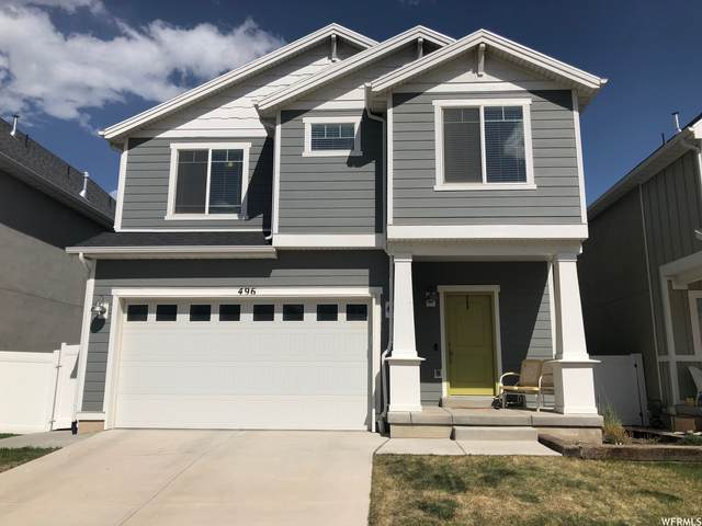 496 S Valkyries Ln #402, Saratoga Springs, UT 84045 (#1740634) :: Red Sign Team