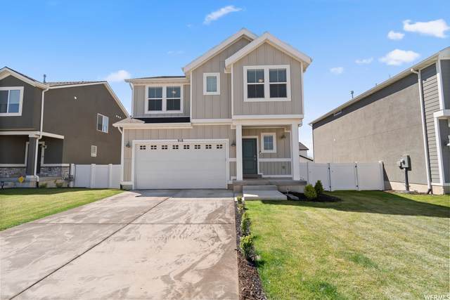 918 E Mecham Ave N, Layton, UT 84041 (#1740635) :: Black Diamond Realty