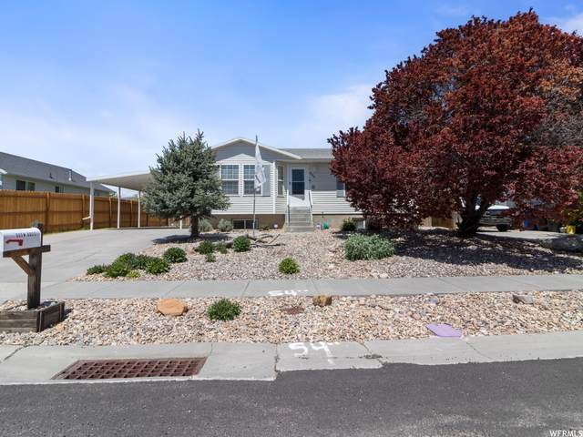 685 W 860 S, Tremonton, UT 84337 (#1740639) :: Black Diamond Realty