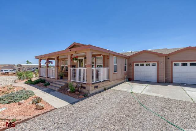 4226 E Juniper Cliffs Dr, Kanab, UT 84741 (#1740645) :: The Lance Group