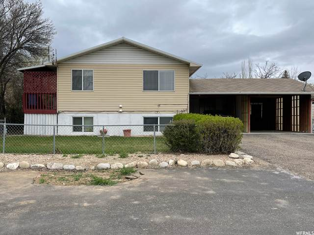 497 W 500 N, Manti, UT 84642 (#1740648) :: REALTY ONE GROUP ARETE