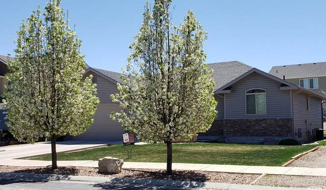 371 W 3775 S, Vernal, UT 84078 (MLS #1740657) :: Summit Sotheby's International Realty