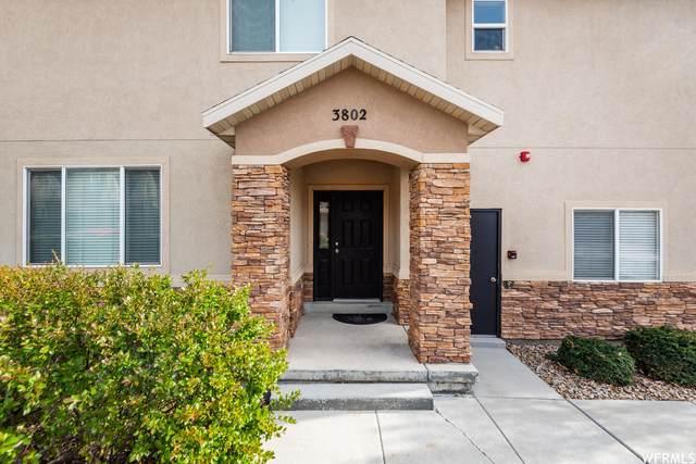 3802 N Prairie Grass Dr W, Lehi, UT 84043 (#1740671) :: Utah Best Real Estate Team | Century 21 Everest