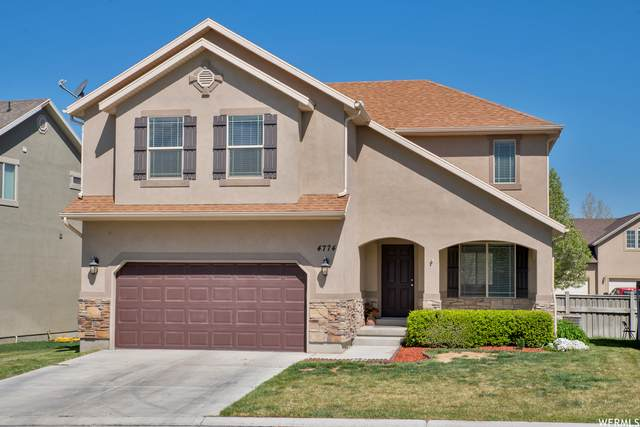 4774 E Kaylee Ct, Eagle Mountain, UT 84005 (#1740689) :: The Lance Group