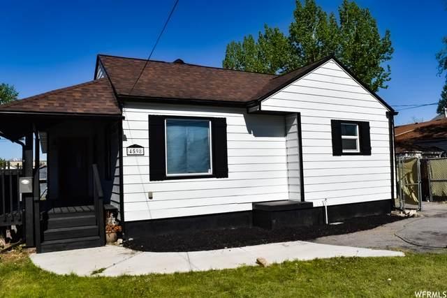 4598 S Box Elder St, Murray, UT 84107 (#1740708) :: Livingstone Brokers