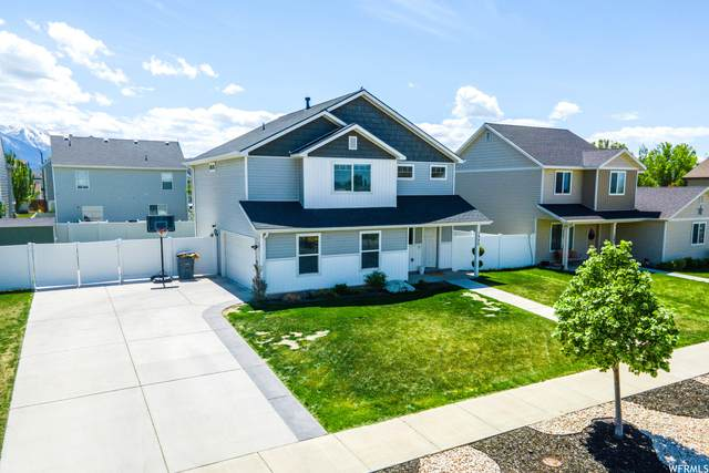 1323 W 1300 S, Springville, UT 84663 (#1740714) :: Black Diamond Realty