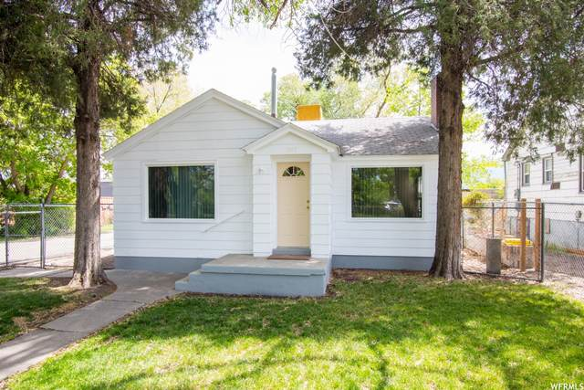 3349 S Edison St, Salt Lake City, UT 84115 (#1740724) :: Colemere Realty Associates