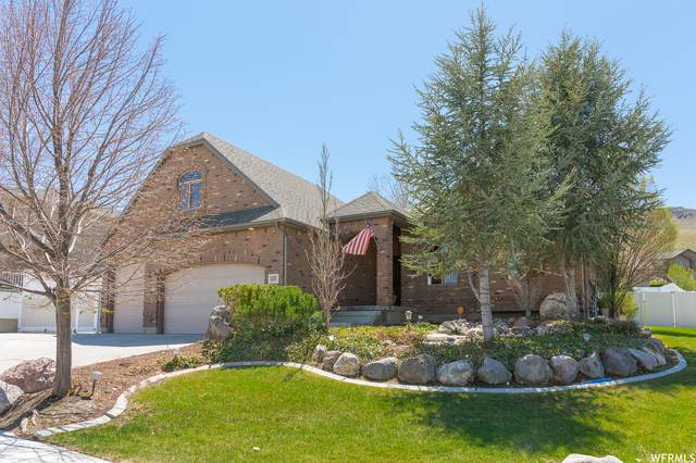 5491 W Sierra Rose Dr, Herriman, UT 84096 (#1740804) :: The Perry Group