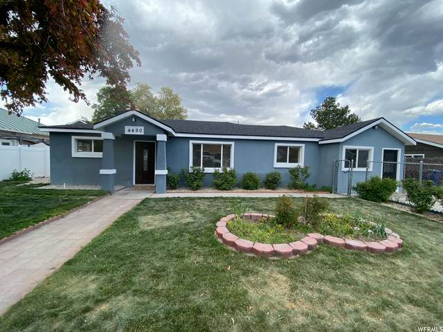 4490 W 5135 S, Salt Lake City, UT 84118 (#1740807) :: Villamentor