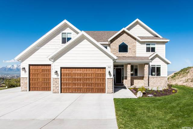 165 S 1000 E, Hyde Park, UT 84318 (#1740811) :: Red Sign Team