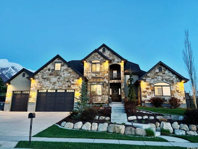 225 W Olympic Ln, Elk Ridge, UT 84651 (#1740813) :: Pearson & Associates Real Estate