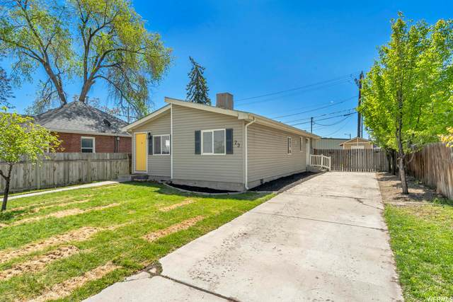 23 W Robert Ave, South Salt Lake, UT 84115 (#1740825) :: Villamentor