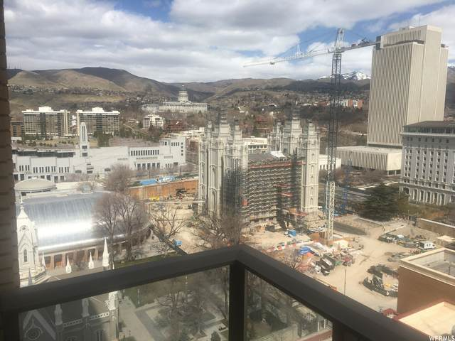 99 W South Temple #1701, Salt Lake City, UT 84101 (#1740833) :: The Perry Group
