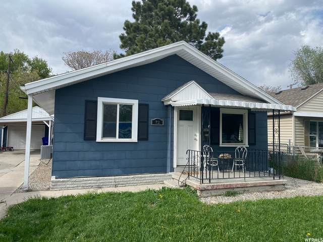 72 W Crystal Ave S, Salt Lake City, UT 84115 (#1740855) :: Villamentor