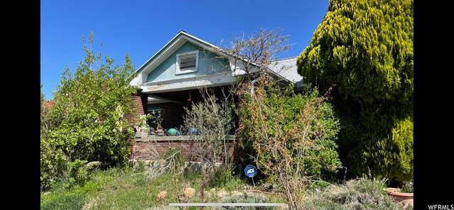 1341 E Bryan Ave, Salt Lake City, UT 84105 (#1740857) :: UVO Group | Realty One Group Signature