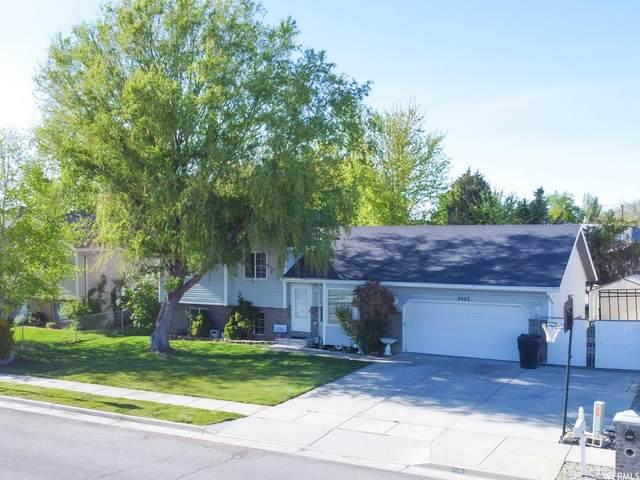 2422 W 1725 N, Clearfield, UT 84015 (#1740868) :: Pearson & Associates Real Estate