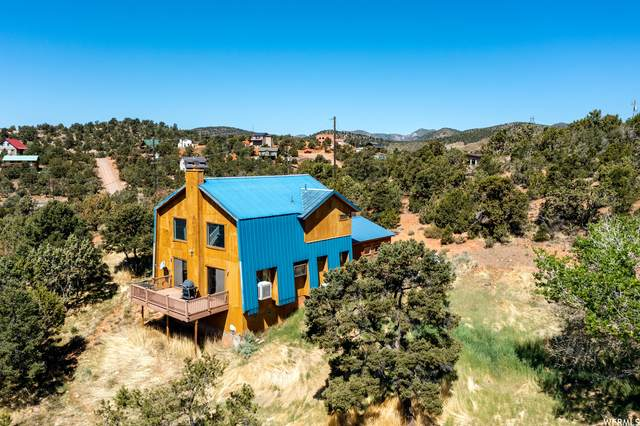 122 E Pine View Dr, Central, UT 84722 (#1740882) :: goBE Realty