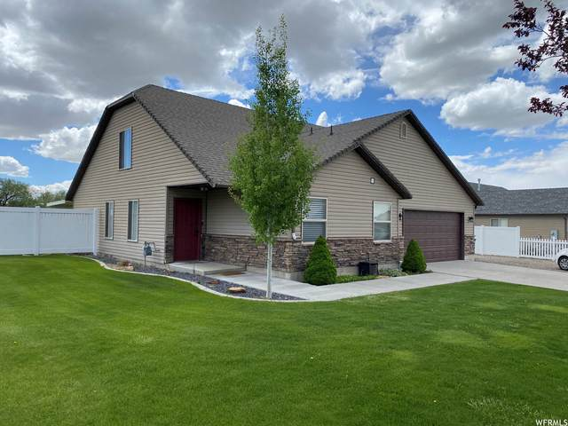 641 W 1325 N, Brigham City, UT 84302 (#1740883) :: Black Diamond Realty