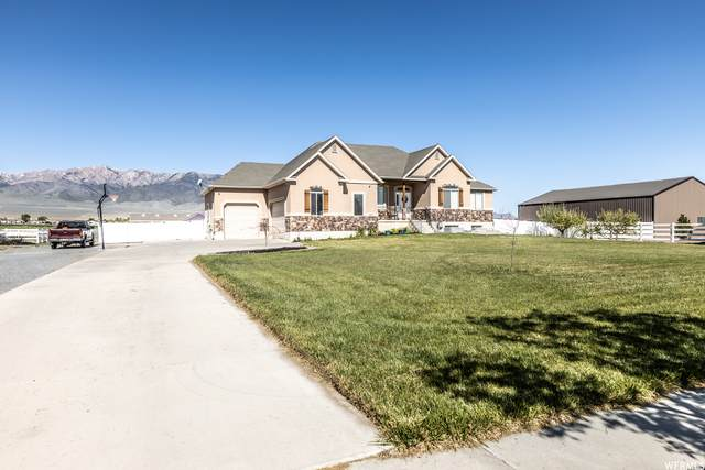 431 N Wrathall Cir, Grantsville, UT 84029 (#1740892) :: Red Sign Team