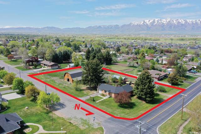 407 S 100 W, Providence, UT 84332 (#1740894) :: Red Sign Team